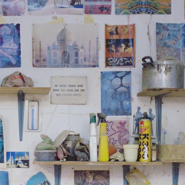 studio in Beer Sheva's Old City