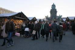holiday market in Vienna