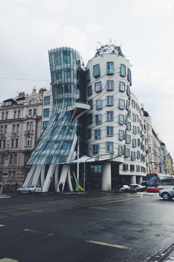 Prague's buildings (!!)