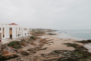 Moroccan shorline