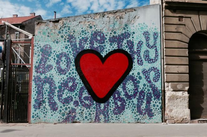 more street art, in Budapest!