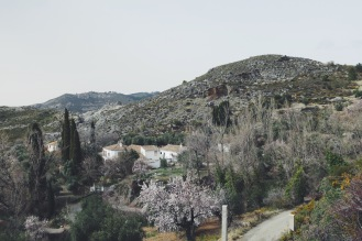 tiny town outside Granada