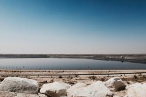 Israeli sewage treatment facility