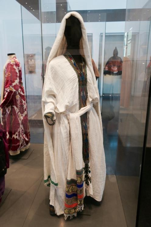 traditional Ethiopian Jewish attire