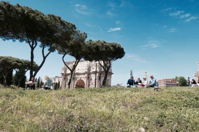 ah, Rome