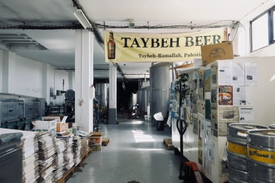 brewery in Palestine/West Bank