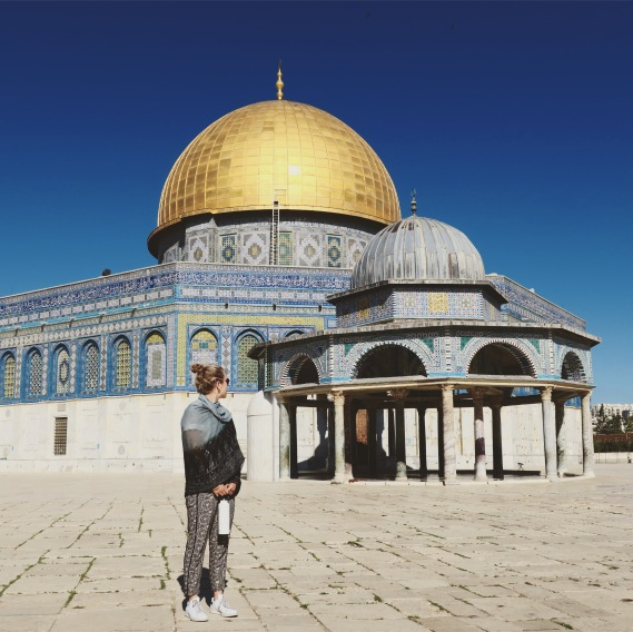 Dome of the Rock / Al Aqsa Mosque