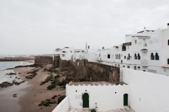 Moroccan shore