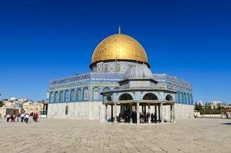 Dome of the Rock / Al Aqsa mosque