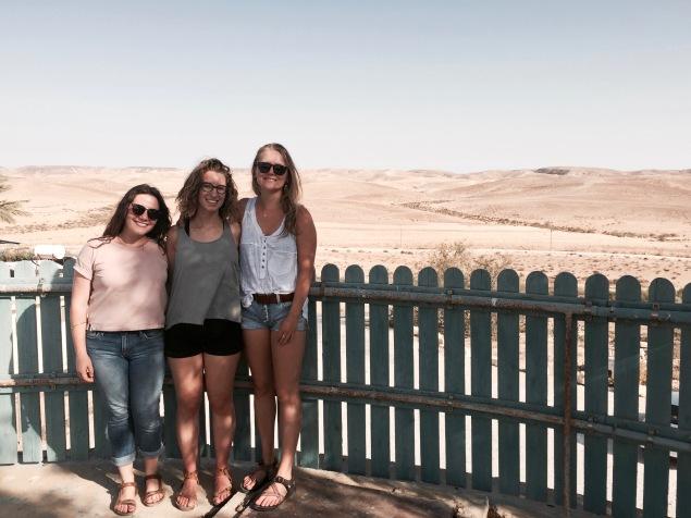 kibbutz/negev desert